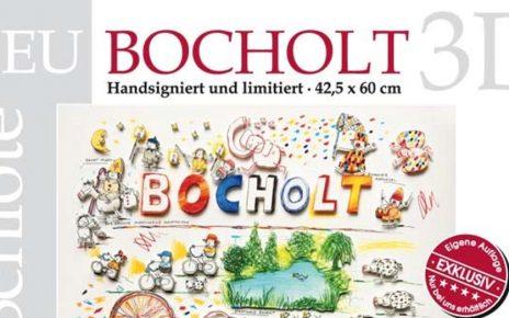 Bocholt 3D Schlote 464x290 - 3D Bild Bocholt - Wilhelm Schlote - Autogrammstunde 16.11.2016
