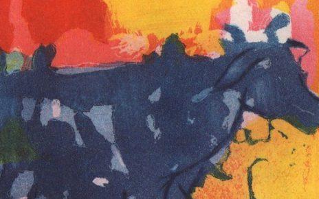 Armin Mueller Stahl   Die Blaue Kuh im Abendlicht Header 464x290 - Die blaue Kuh - Armin Mueller-Stahl