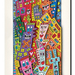James RIZZI borderless buildings 300x300 - James Rizzi - Online Shop - Offiziell authorisiert