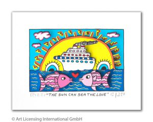 James Rizzi   The sun can sea the love 1 300x240 - James Rizzi - Online Shop - Offiziell authorisiert