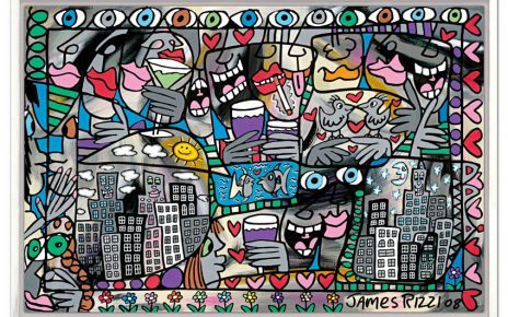 RIZZI11017 James Rizzi So happy together 464x290 - James Rizzi - Online Shop - Offiziell authorisiert