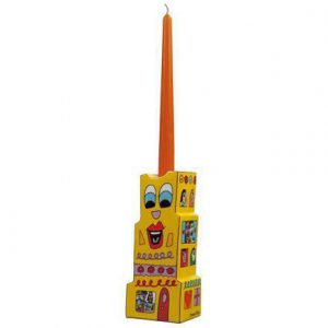 Kerzenstaender Rizzi 300x300 - James Rizzi 2D - Pop Art ... ist einfach zeitlos ...