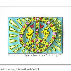 RIZZI10257   James Rizzi   Peaceful love 300x300 - Always look on the Rizzi side of life