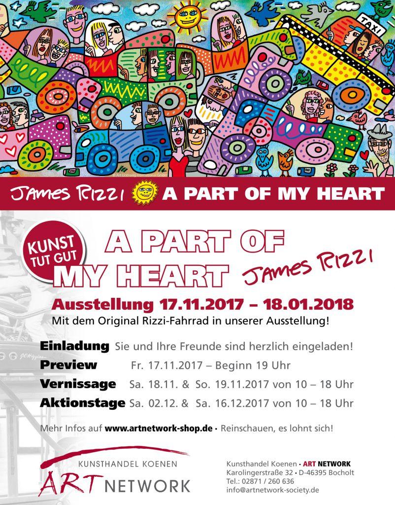 Rizzi Ausstellung 2017 a 802x1024 - Rizzi Ausstellung - A PART OF MY HEART