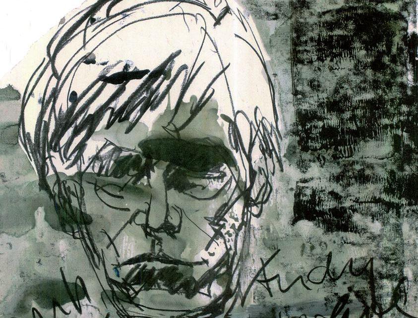 Armin Mueller Stahl Andy Warhol Kemminghaus 843x642 - Andy Warhol - unvergessen und durch Künstleraugen gesehen