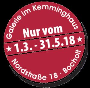 """Kemminghaus Galerie Bocholt 300x294 - """"Galerie im Kemminghaus"""" - Bocholt - Nordstraße 18"""