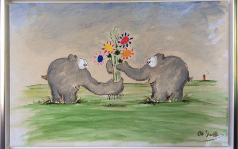 Otto Waalkes   Statt Blumen   2 464x290 - Otto Waalkes Tour durch die Zeit - Statt Blumen