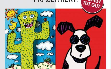 ART NETWORK James Rizzi Ed Heck 464x290 - Der Kunsthandel Koenen ART NETWORK präsentiert: James Rizzi und Ed Heck - Bocholt - Nordstr. 18 -  29.04. und 06.05.2018