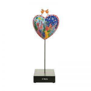 26101531 James Rizzi Its Heart not to love my city 300x300 - POP ART goes Porzellan - mit Goebel