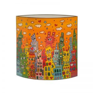 26101981 City Sunset Lampe 300x300 - POP ART goes Porzellan - mit Goebel