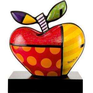 66451791 Romero Britto Big Apple 300x300 - POP ART goes Porzellan - mit Goebel