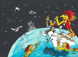 Grafik   Udo Lindenberg   Weltreise 2018 300x219 - Limitierungen verstehen - keine Kunst für sich