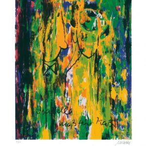 """Isabella 65x50 roem.klein  300x300 - Armin Mueller-Stahl - Mappe """"Shakespeares Mädchen und Frauen"""""""