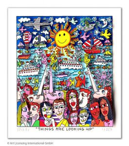 RIZZI10275 James Rizzi things are looking up 265x300 - Was gibt es Neues im ART NETWORK Online-Shop ?