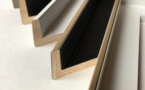 ARTNETWORK Bocholt Schattenfugenleisten 3 464x290 - Schattenfugenrahmen - der Rahmen für Gemälde