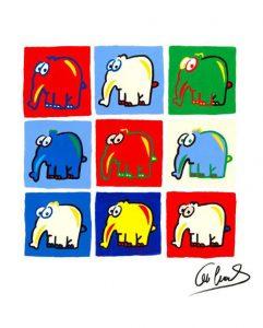 Otto Waalkes   Hommage an Andy W 241x300 - Zum 90. Geburtstag von Andy Warhol - Lithographie von Armin Mueller-Stahl zum einmaligen Jubiläumspreis!
