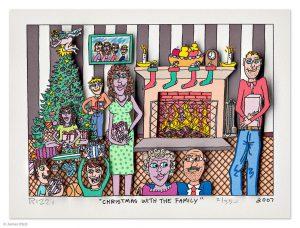 2007 Rizzi10052 christmas with the family 300x228 - Alle Jahre wieder - Weihnachten im ART NETWORK Shop