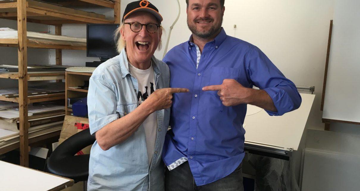 Otto Waalkes - Multitalent - Komiker - Musiker - Maler - Regisseur - Comiczeichner - Schauspieler - Synchronsprecher