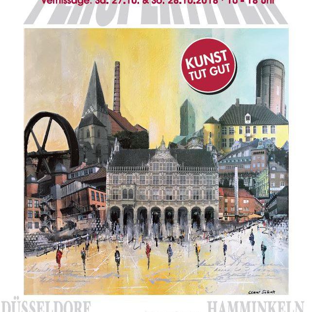 Claus Schenk ART NETWORK Austellung PERSPEKTIVEN 644x642 - Claus Schenk - PERSPEKTIVEN - Ausstellung 26.10. - 15.12.2018 - - verlängert bis 12.01.2019
