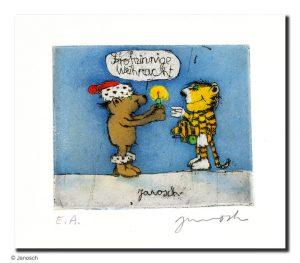 JA00760 Janosch Frohsinnige Weihnachten 300x263 - Alle Jahre wieder - Weihnachten im ART NETWORK Shop