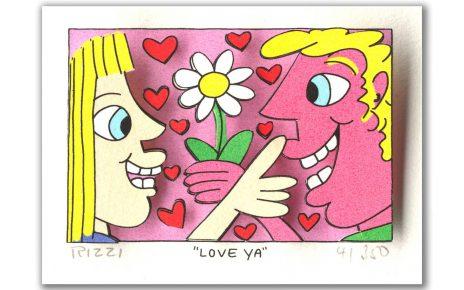 RIZZI10284   James Rizzi   Love ya 464x290 - Die neue JamesRizziKollektion im ART NETWORK Online Shop