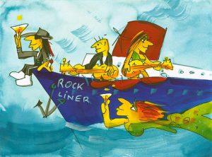 Grafik   Udo Lindenberg   Rockliner 300x222 - Udo Lindenberg