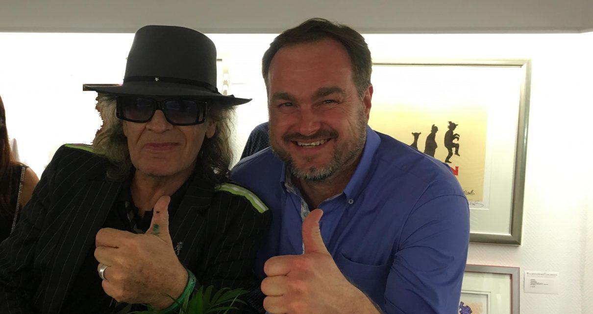 Peter Koenen trifft Udo Lindenberg ART Network 2018 1210x642 - Peter Koenen trifft:Udo Lindenberg