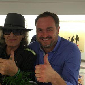 Peter Koenen trifft Udo Lindenberg ART Network 2018 300x300 - Neues vonUdo Lindenberg