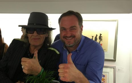 Peter Koenen trifft Udo Lindenberg ART Network 2018 464x290 - Peter Koenen trifft:Udo Lindenberg