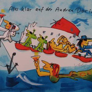 Grafik   Udo Lindenberg   Andrea Doria   2018 300x300 - Der Jahresrückblick 2018 im Kunsthandel Koenen ART NETWORK