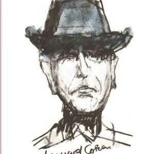 Leonard Cohen I 180 m your man 300x300 - Der Jahresrückblick 2018 im Kunsthandel Koenen ART NETWORK