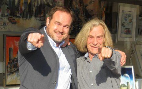 Peter Koenen trifft Claus Schenk ART Network 2018 464x290 - Peter Koenen trifft: Claus Schenk