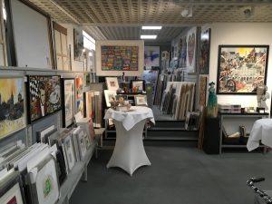 Peter Koenen trifft Claus Schenk ART Network 2018 Ausstellung Bocholt 300x225 - Peter Koenen trifft: Claus Schenk