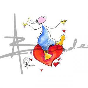 17 300x300 - Sag es durch... Kunst - Valentinstag im Kunsthandel Koenen ART NETWORK