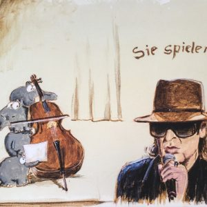 Otto Waalkes Sie spielen Cello 300x300 - Peter Koenen trifft: Otto Waalkes