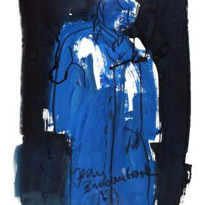Selbst als Jean BuddenbrookGiclee 70 x 50 cm Blatt 300x300 - Neue Werke vonArmin Mueller-Stahl