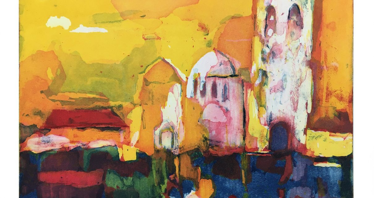 Taj Mahal Riverside 1210x642 - Neue Werke vonArmin Mueller-Stahl