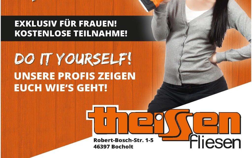 Fliesen Theis Bocholt ART Network Maedelsabend 1024x642 - 1. Mädelsabend bei Fliesen Theissen - Wir sind dabei!