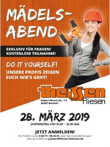 Fliesen Theis Bocholt ART Network Maedelsabend 226x300 - 1. Mädelsabend bei Fliesen Theissen - Wir sind dabei!