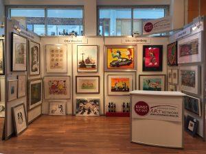 Heerenhausen ART Network KUNST TUT GUT 300x225 - ART NETWORK im Kunstsalon Herrenhausen