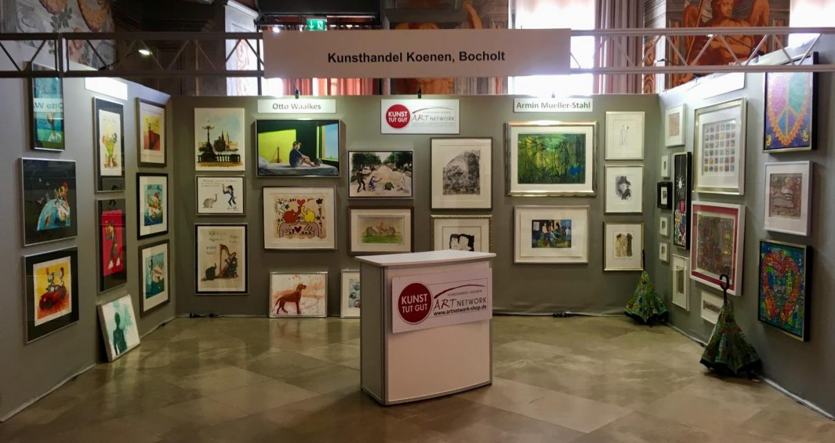 Heerenhausen ART Network KUNST TUT GUT 2019 1210x642 - ART NETWORK im Kunstsalon Herrenhausen