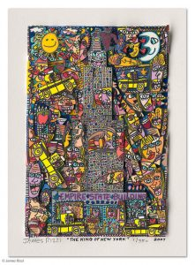 2007 rizzi the king of new york 221x300 - New York - eine Stadt voller künstlerischer Inspiration