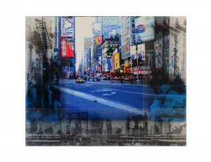 Paul Thierry   Unikat 2018   New York   Times Square 150 x 121 x 125 300x231 - New York - eine Stadt voller künstlerischer Inspiration