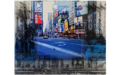 Paul Thierry   Unikat 2018   New York   Times Square 150 x 121 x 125 464x290 - New York- eine Stadt voller künstlerischer Inspiration
