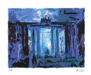 Armin Mueller Stahl   Herbstmorgen in Berlin 300x247 - Berlin - Hauptstadt im Fokus der Kunst