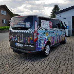 Das Kunst tut gut Mobil  ART Network Kunsthandel 300x300 - Wenn die Kunst bei Ihnen vorfährt - mit dem KUNST TUT GUT Mobil!