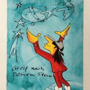 Grafik   Udo Lindenberg   Greif nach deinem Stern 2019 1 300x300 - Kunst undHochzeit- diese zwei passen zusammen!