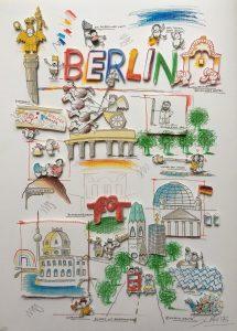 Wilhelm Schlote   3D Berlin 215x300 - Berlin - Hauptstadt im Fokus der Kunst