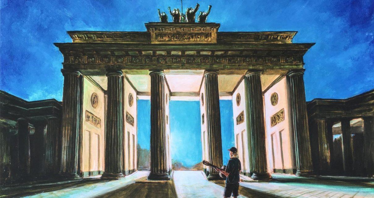 Otto Waalkes One morning in Berlin 1210x642 - Leinwandbilder mit Charme - Otto 's unverwechselbarer Stil