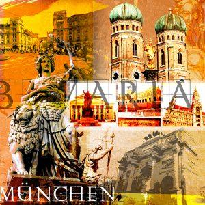 Bavaria Muenchen Frit Art M100 300x300 - München, Oktober?Münchener Oktoberfest- bei ART NETWORK zünftig und bunt